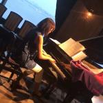 ピアノ演奏してきました♪